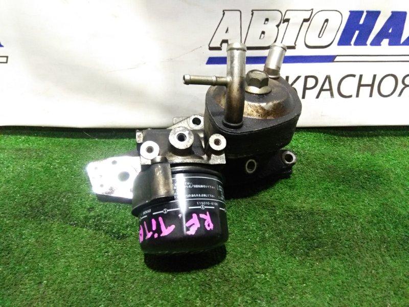 Корпус масляного фильтра Mazda Titan SYF6T RF 2000 RF6C14700, RF6C14V00 с маслоохладителем и фильтром ,
