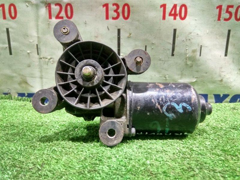 Мотор дворников Toyota Granvia KCH10W передний 85110-26060 Передний моторчик без трапеции