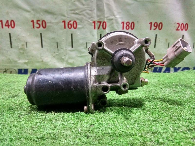 Мотор дворников Mitsubishi Dion CR9W 4G63 2000 передний MR538790 Передний моторчик, без трапеции