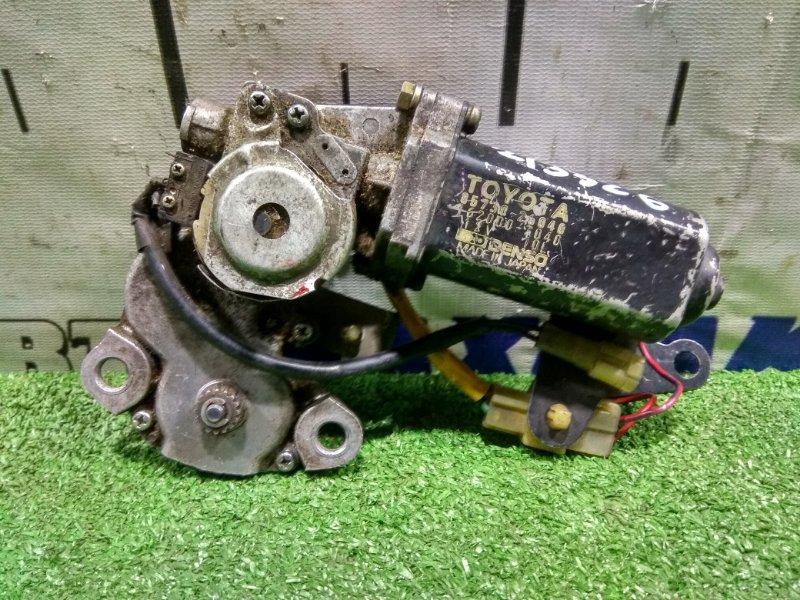 Мотор люка Toyota Hiace KZH100G 1KZ-FE 1989 85730-26040 2 фишки (2 конт.+2 конт.), с концевиком
