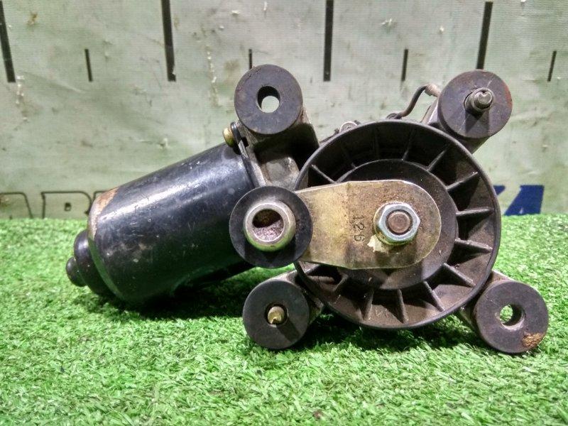 Мотор дворников Daihatsu Pyzar G303G HE-EG 1996 передний 85110-87711 Передний моторчик, без трапеции