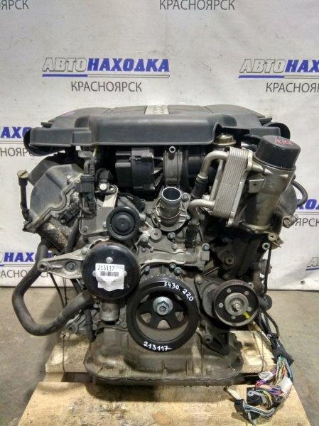 Двигатель Mercedes-Benz S430 220.070 113.941 2002 30 290680 M113 E43 113.941 № 30 290680 пробег 58 т.км. 2002 г.в. ХТС. С