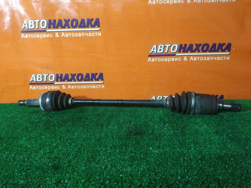 Привод Toyota Opa ZCT15 1NZ-FE задний правый ABS, 4WD задний L=R