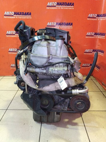 Двигатель Suzuki Kei HN22S K6A 3009342 МЕХ ДРОСЕЛЬ VVT. ,БЕЗ ДРОСЕЛЬНОЙ ЗАСЛОЛНКИ БЕЗ СТАРТЕРА,