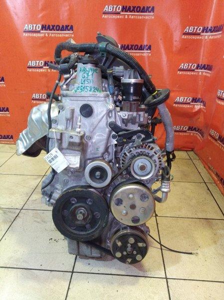 Двигатель Honda Airwave GJ1 L15A 5518248 82T.KM