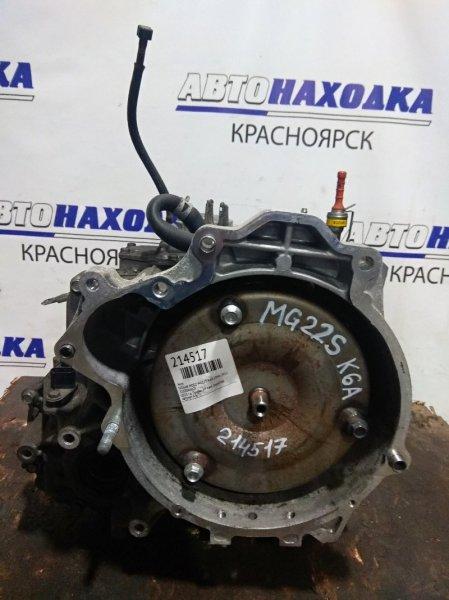 Акпп Nissan Moco MG22S K6A 2006 310204A02F 2010 г.в. Пробег 69 т.км. (простой автомат 4 А/Т)