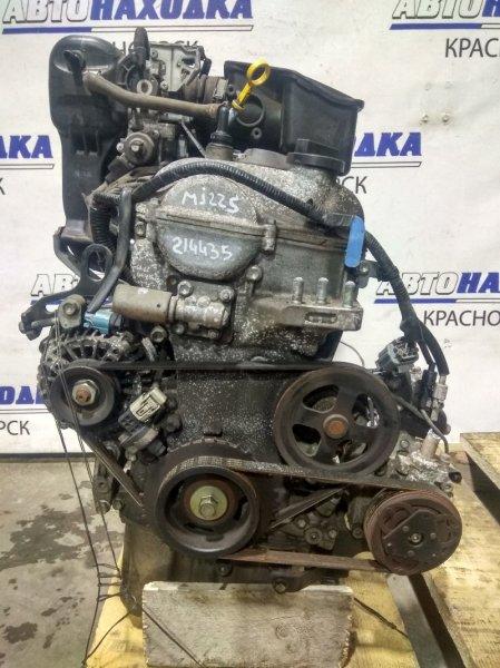 Двигатель Mazda Az-Wagon MJ22S K6A 2005 7392286 № 7392286 пробег 62 т.км. ХТС. В сборе (кроме выпуска). 2