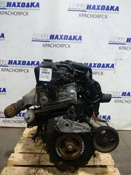 Двигатель Mini Cooper MINI R50 W10B16A 2001 D432P346 W10B16 № D432P346 пробег 44 т.км. ХТС. Без навесного. На
