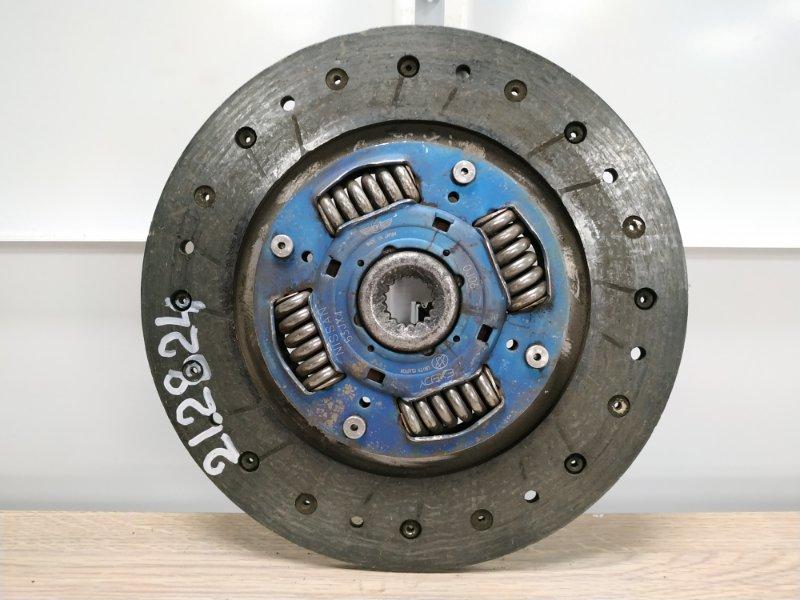 Диск сцепления Nissan Bluebird EU12 SR18DI NSD109U МКПП