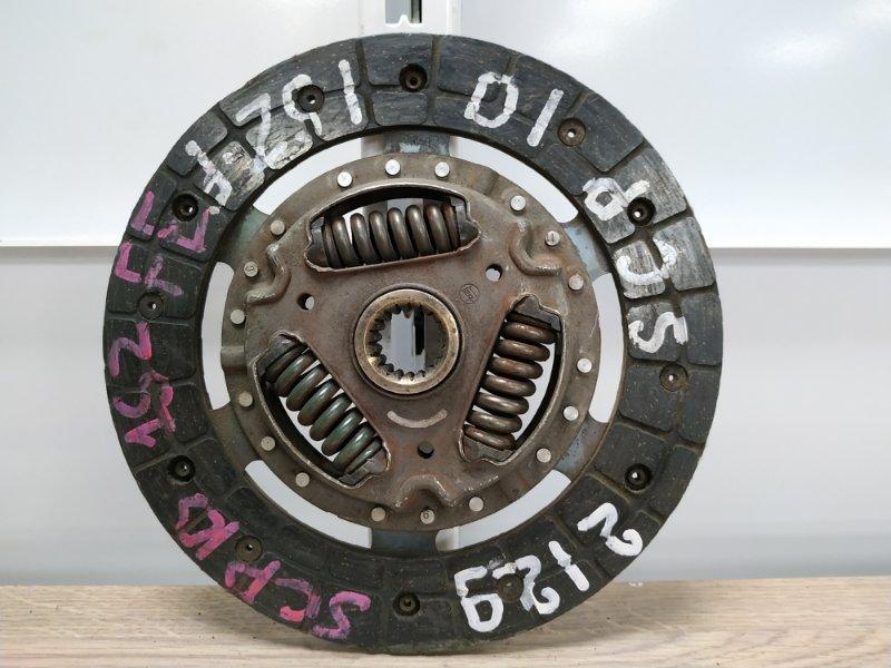 Диск сцепления Toyota Vitz SCP10 1SZ-FE 31250-52010 МКПП