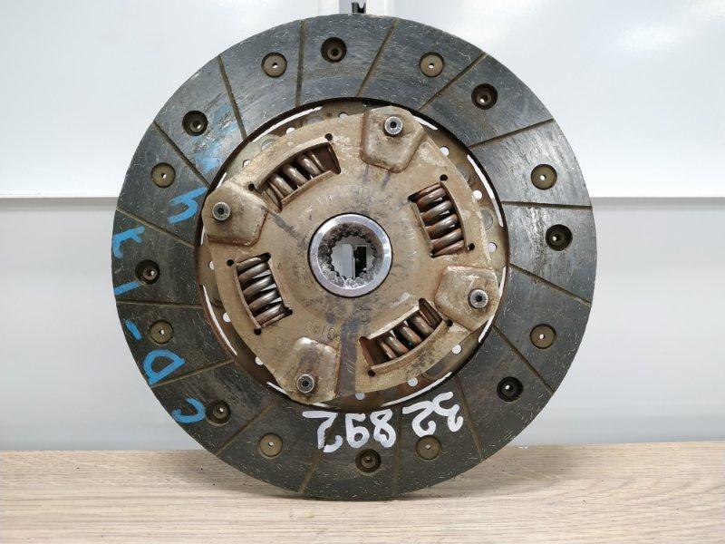 Диск сцепления Nissan Sunny SB12 CD17