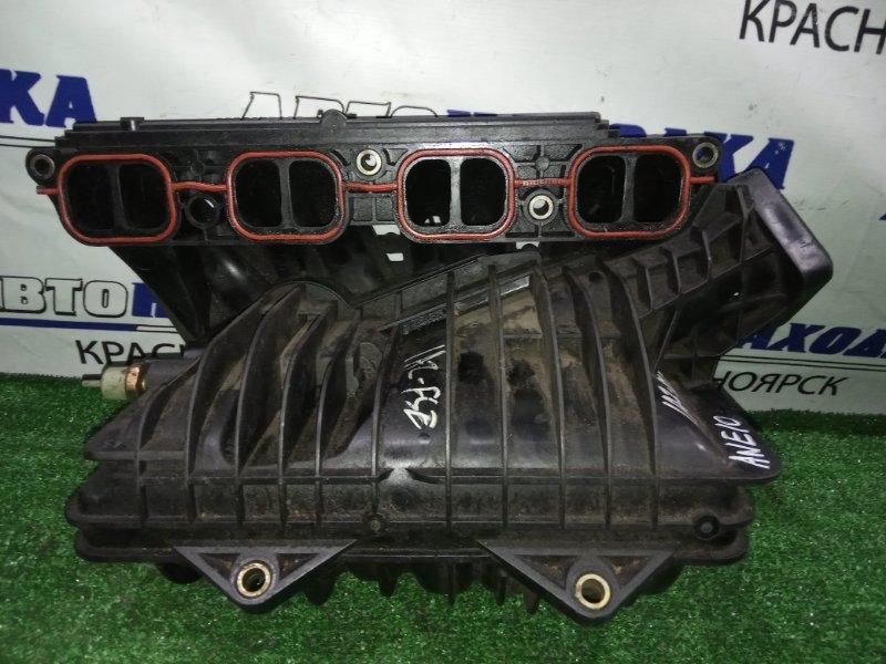 Коллектор впускной Toyota Wish ANE10G 1AZ-FSE впуск пластик снят
