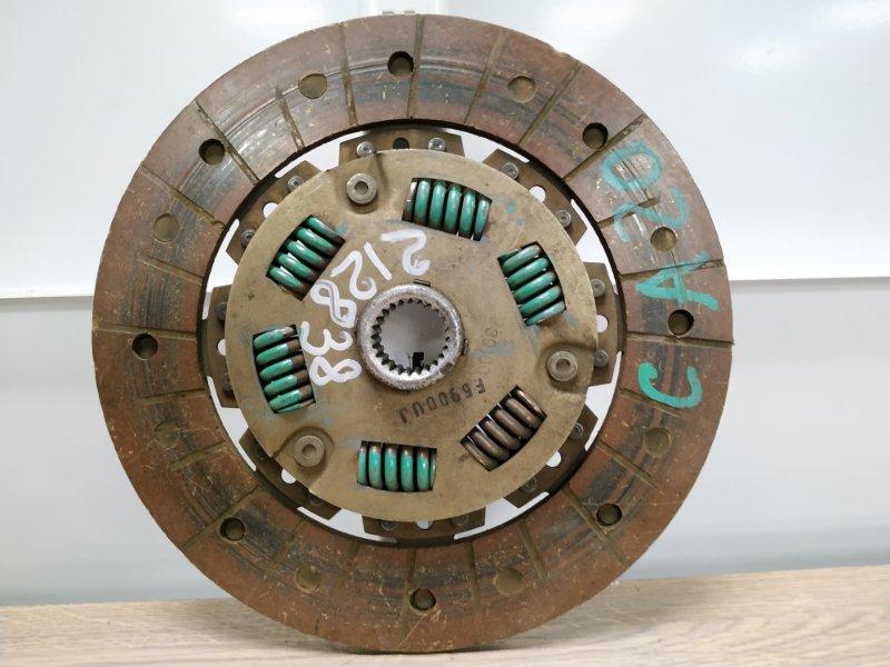 Диск сцепления Nissan Prairie M11 CA20S 1988 3010032R00