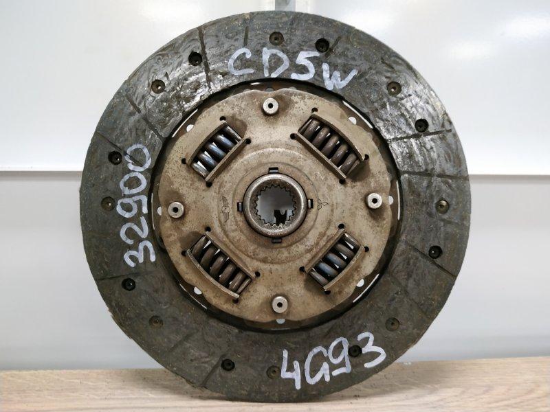 Диск сцепления Mitsubishi Libero CD5W 4G93