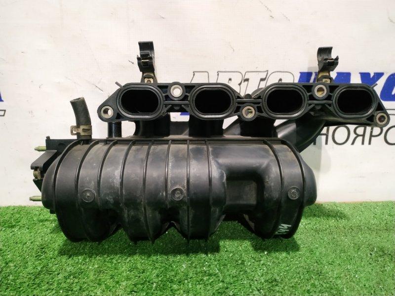 Коллектор впускной Toyota Raum NCZ20 1NZ-FE впуск пластик, под механический дроссель