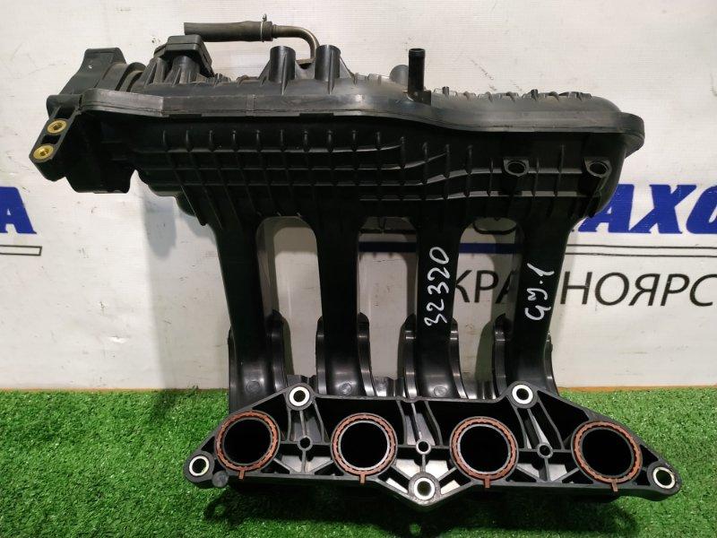 Коллектор впускной Honda Airwave GJ1 L15A Впуск пластик