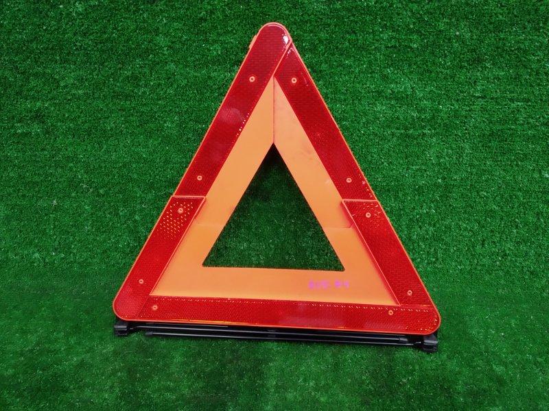 Знак аварийной остановки Audi A4 B6 2000 4B5 860 251 C состояние нового