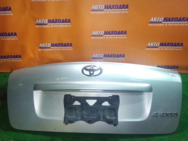 Крышка багажника Toyota Avensis AZT250 1AZ-FSE