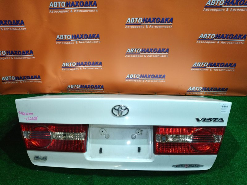 Крышка багажника Toyota Vista AZV50 1AZ-FSE 32176