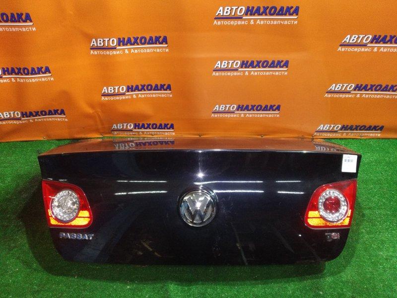 Крышка багажника Volkswagen Passat 3C2 BZB 17.03.2008 TSI