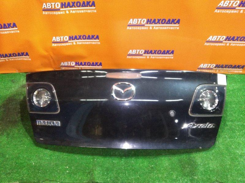 Крышка багажника Mazda Axela BK5P ZY-VE P2775