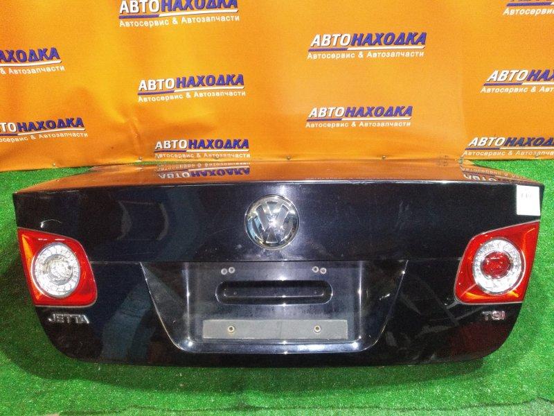 Крышка багажника Volkswagen Jetta 1K2 BSE TSI