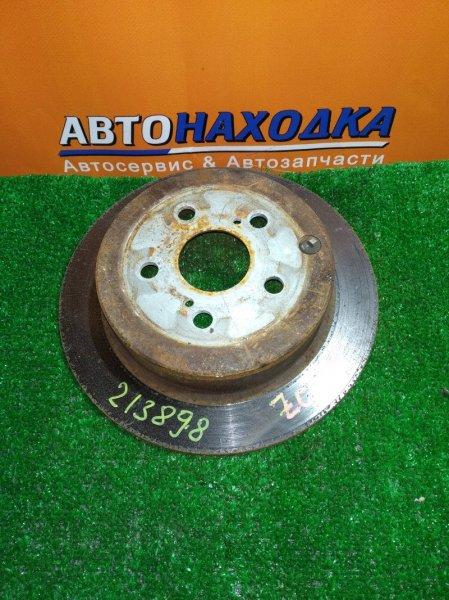 Диск тормозной Toyota Caldina AZT241 1AZ-FSE задний RN1440 Ф269, T9, CD55, H56, 5*100, НЕ ВЕНТ, OPA ZCT15,
