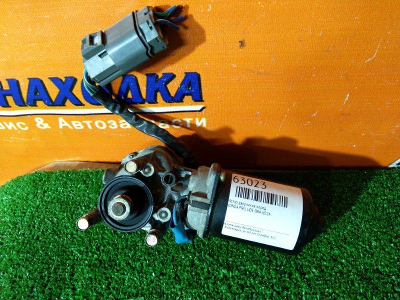 Мотор дворников Honda Prelude BB4 H22A передний