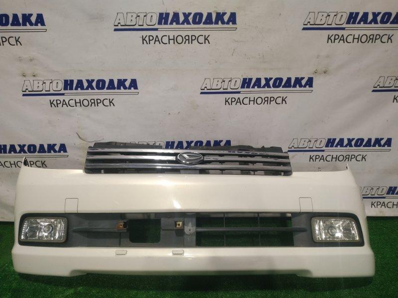 """Бампер Daihatsu Mira Avy L250S EF-VE 2002 передний 114-51740 """"AVY"""", передний, с противотуманками"""