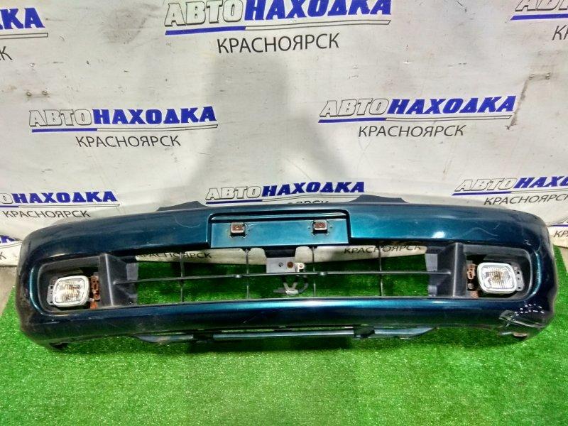 Бампер Honda Orthia EL2 B20B 1996 передний 010-6793 передний, 1 мод., с противотуманками (без