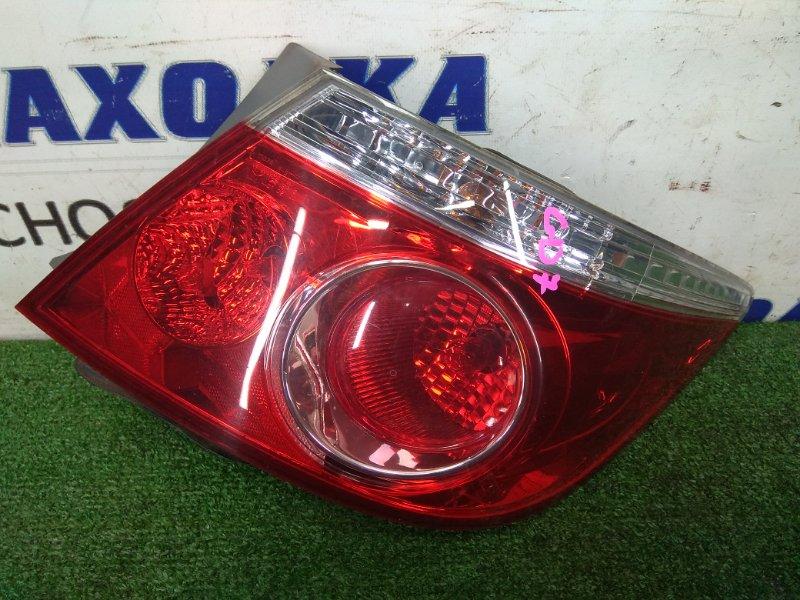 Фонарь задний Honda Fit Aria GD8 L13A 2005 задний правый P5512 задний правый, 2 модель, P5512