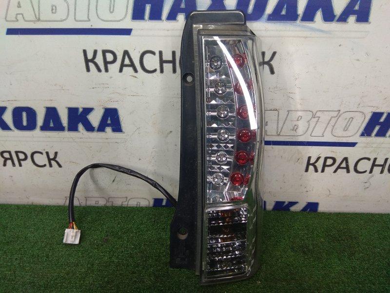 Фонарь задний Mitsubishi Ek Wagon H82W 3G83 2006 задний правый 2286 задний правый, 2286, светодиоды