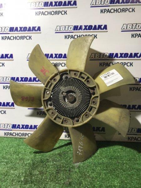 Вискомуфта Toyota Mark Ii JZX100 1JZ-GE 1996