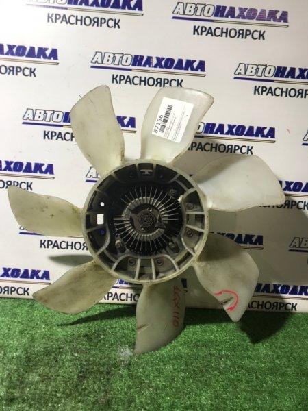 Вискомуфта Toyota Mark Ii GX110 1G-FE BEAMS снята+крыльчатка