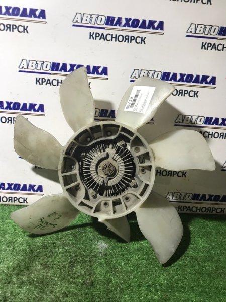 Вискомуфта Toyota Mark Ii JZX110 1JZ-GE VVT-i
