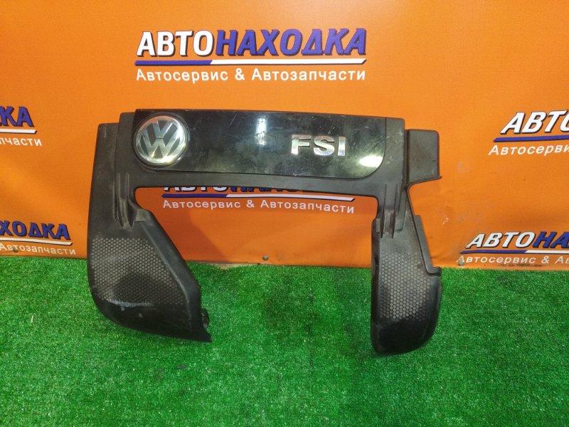Крышка двигателя Volkswagen Jetta 1K2 BSE 06F103925 ДЕКОРАТИВНАЯ