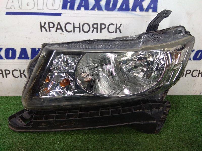 Фара Honda Freed Spike GB3 L15A 2010 передняя левая 100-22067 передняя левая, галоген, корректор, с
