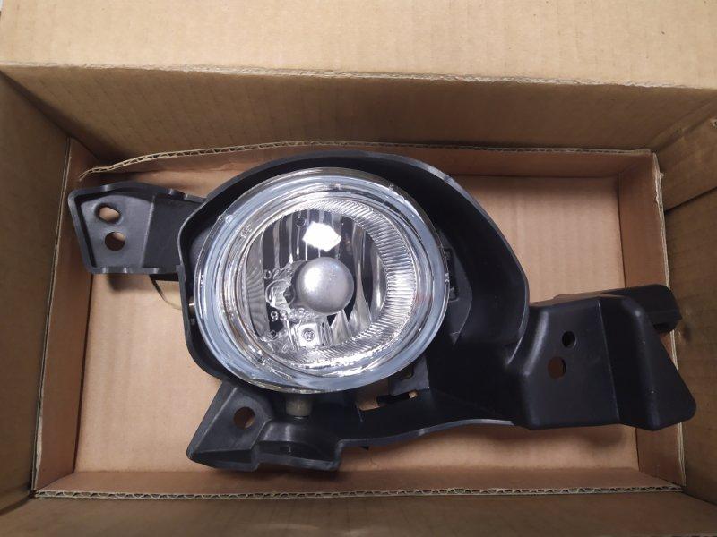 Фара противотуманная Mazda 3 BL 2011 передняя правая 216-2036R-UQ