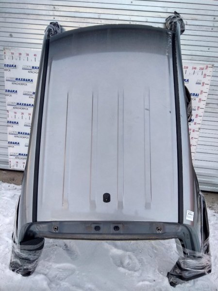 Крыша Mitsubishi Asx GA3W 4B10 2010 5290B603 с обшивкой потолка, молдингами и стеклами багажника.