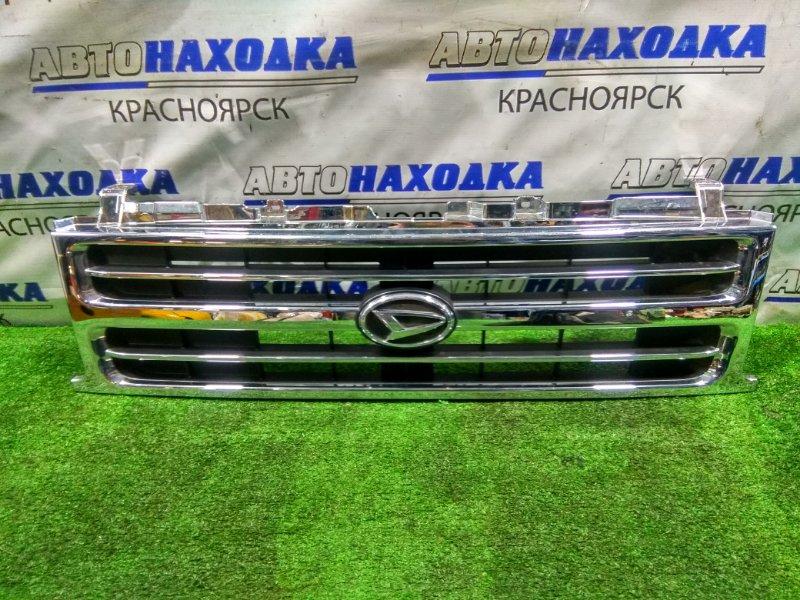 """Решетка радиатора Daihatsu Atrai S220G EF-VE 1999 53111-97501 комплектация """"CUSTOM"""" - своя, ХТС."""
