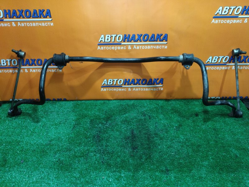 Стабилизатор Toyota Corolla Fielder ZZE123 2ZZ-GE передний +ВТУЛКИ, +КРЕПЛЕНИЯ,