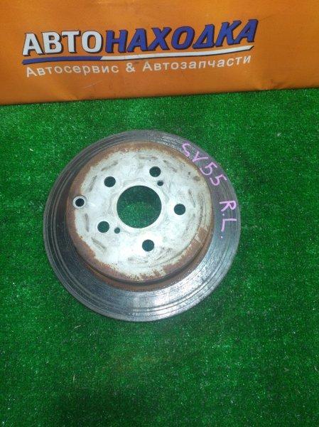 Диск тормозной Toyota Caldina AZT241 1AZ-FSE задний RN1440 Ф269, T9, CD55, H56, 5*100, НЕ ВЕНТ, VISTA ARDEO SV55