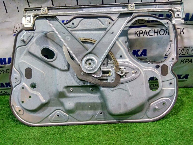 Стеклоподъемник Ford Focus CB4 AODA 2004 передний левый 1430348 FL в сборе