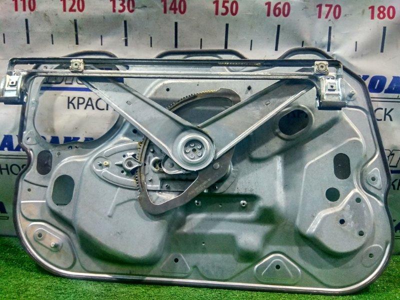 Стеклоподъемник Ford Focus CB4 AODA 2004 передний правый 1430367 FR в сборе