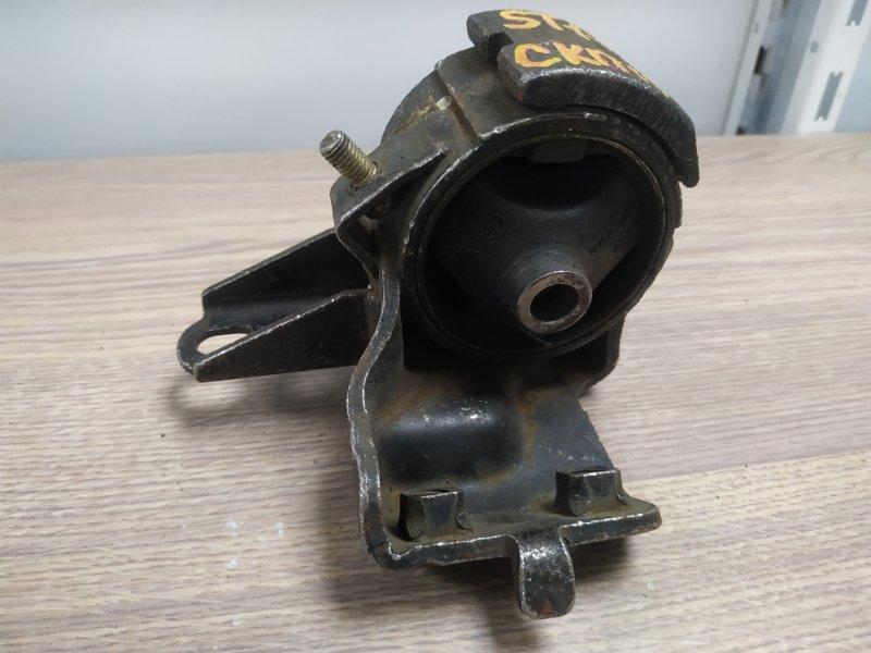 Подушка двигателя Toyota Corona ST170 4S-FE левая 12372-74130 на акпп