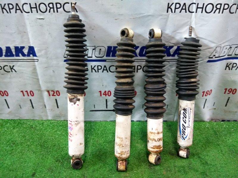 """Амортизатор Suzuki Jimny JA11V F6A 1990 119510E11840, 119500E11844 """"PRO COMP"""" комплект 4 шт. (""""EXPLORER"""")"""