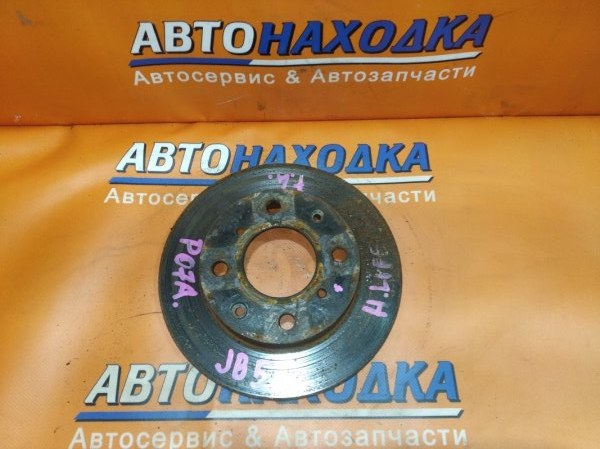 Диск тормозной Honda Life JB1 передний RN1788 Ф214, T12, НЕ ВЕНТ