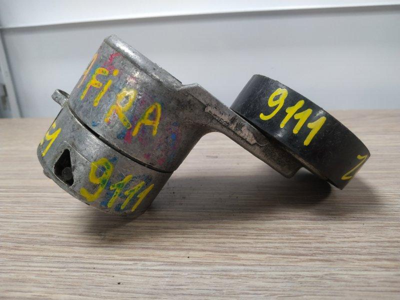 Ролик навесного оборудования Opel Zafira X18N X18XE1 гидронат-ль с роликом/снят