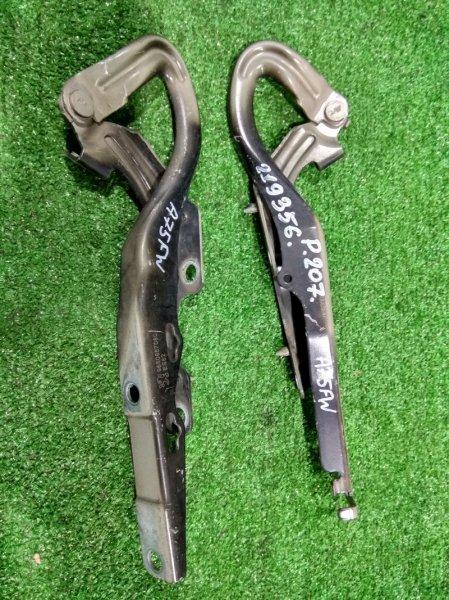 Кронштейн капота Peugeot 207 WC EP6 2007 9650867080, 9650866980 пара L+R