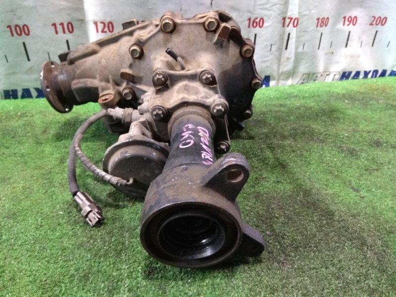 Редуктор Toyota Hilux Surf RZN185W 3RZ-FE 1995 передний передний, с вакуумником и датчиком FGR=41:9=4.55